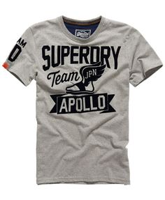 Superdry Camiseta Apollo Colosseum