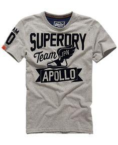 Superdry Camiseta Apollo Colosseum