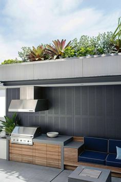 espace-cuisine-d-été-extérieure-design-moderne