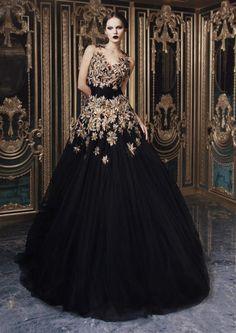 Au Bal Des Orchidees Noires Collection Spring 2013