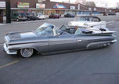 Laid out 59 rag. impala