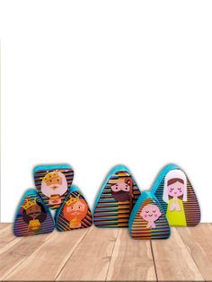 Christmas Gift For You, Holy Family, Nativity, Beautiful, The Originals, Etsy, Creative, Modern, Unique