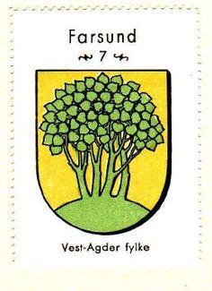 Farsund, Vest-Agder fylke
