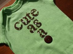 Cute for boy or girl!