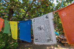 #hungary#travel #summer #ikozosseg #mik #instadaily #photooftheday #rural #nature #turista #magyarorszag #kéktúra #bejárhatómagyarország #flags #stupa #buddhism