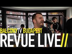 REVUE LIVE · PEACE OF MIND · Videos · BalconyTV