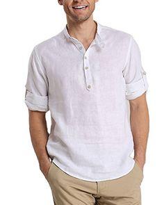 Kurta Men, Boys Kurta, Indian Men Fashion, Mens Fashion Suits, Camisa Medieval, Simple Shirts, Casual Shirts, Short Kurta For Men, Denim Shirt Men