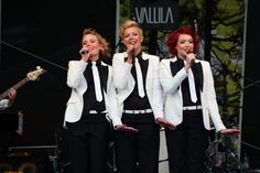 Wonderful ladies from Dizzy Queens  @ Station Finnland Frankfurt 2014 Photo taken by Matilda Kalving