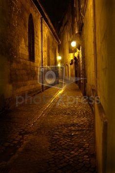 night yellow alley Photo Search Engine, Music Score, Free Photos, The Darkest, Night, Yellow, Image, Sheet Music