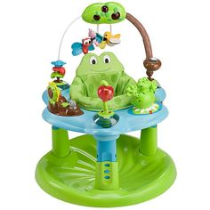 Bright Baby Einstein Exersaucer Discover & Play Replacement Chime Rolling Tray Toy Activity Centers