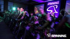 Nadine Stewart, Spinning® Master Instructor | Las Vegas, United States--Riding next to Nadine Stewart at the WSSC 2014 was an honor and pleasure.