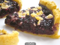 Tarta de moras | La Muffinerie