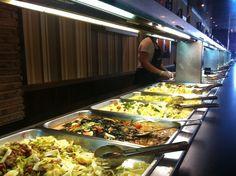 Muerde la Pasta. Buffet italiano en Barcelona