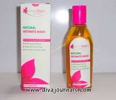Diva Journals: Everteen Natural Intimate Wash Review