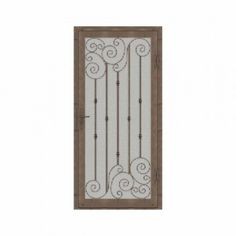 Napa Asym DIY Security Door by First Impression Security Doors Doors, Security Screen Door, Metal Art, Security Door Design, Screen Door, Door Installation, Door Design, Asymmetrical Design, Wine Cellar Door