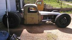 My rat truck build