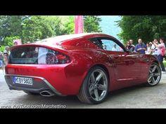 2012 Concorso d'Eleganza: BMW Z4 Zagato Coupé (World Debut)