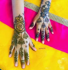 Traditional Mehndi Designs, Latest Henna Designs, Back Hand Mehndi Designs, Mehndi Designs 2018, Modern Mehndi Designs, Mehndi Designs For Girls, Mehndi Designs For Beginners, New Bridal Mehndi Designs, Mehndi Designs For Fingers