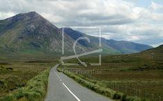grüne Insel Irland Run Around, Country Roads, Community, Mountains, Canvas, Nature, Travel, Ireland, Island