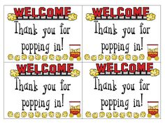 "Here is just a quick freebie for you.  Every year, we have our Open House the night before school starts.  This is our ""Meet the Teacher Night"" where students come to school to find out who there teacher will be.  I hand out my welcome brochures as well as an unpopped bag of microwaveable popcorn.  I staple this note on top....Read More »"