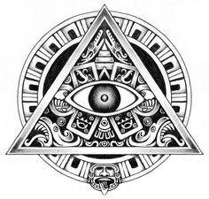 mayan tattoo - Buscar con Google: