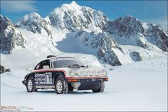 1989 Porsche 911 Paris/Alger/Dakar Rothmans Rally Tribute