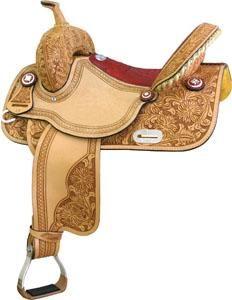 Saddlesmith Of Texas Connie Combs Floral Gator Saddle
