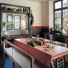 VINTAGE & CHIC: decoración vintage para tu casa [] vintage home decor: cocinas [] kitchens