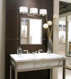 20 Ideen Für Kleine Badezimmer Eitelkeit Spiegel #Spiegel