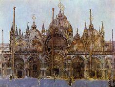 Walter Richard Sickert - San Marco