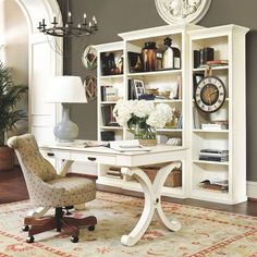 Home Office Furniture | Home Office Decor | Ballard Designs