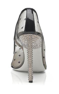 Jason Wu Dovima Pump With Crystal Heel: LoVe