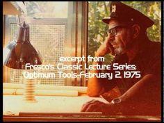 Jacque Fresco - Developing Mental Control - Feb. 2, 1975