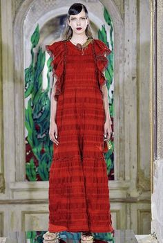 Tsumori Chisato Spring/Summer 2017 Ready-To-Wear Collection | British Vogue