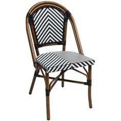 Buy Amalfi Commercial Grade Wicker & Aluminium Indoor/Outdoor Dining Chair, Black from LivingStyles for Australia wide delivery. Gray Dining Chairs, Industrial Dining Chairs, Leather Dining Room Chairs, Bentwood Chairs, Outdoor Dining Chairs, Adirondack Chairs, Leather Chairs, Outdoor Lounge, Outdoor Furniture