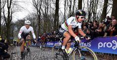 Sagan and Cancellara 2016