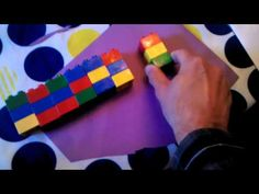 ▶ Multiplication in Kindergarten using Lego blocks - YouTube