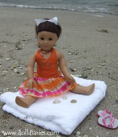 Jess on the Beach
