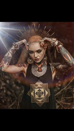- My most beautiful tattoo list Female Character Inspiration, Fantasy Inspiration, Tattoed Girls, Inked Girls, Girl Tattoos, Tattoos For Women, Tatoos, Rockabilly, Sacred Feminine