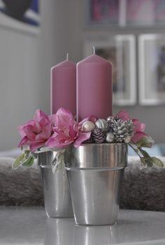 Svícen PinkAmarilys
