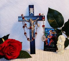 Unbreakable Traditional Chaplet of St. Mary by foodforthesoul, $34.95