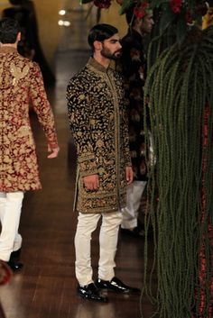 Still standing: Rohit Bal talks about 25 years in the fashion industry Wedding Dresses Men Indian, Indian Wedding Wear, Indian Dresses, Indian Outfits, Indian Groom Wear, Indian Attire, Indian Men Fashion, Royal Fashion, Rohit Bal