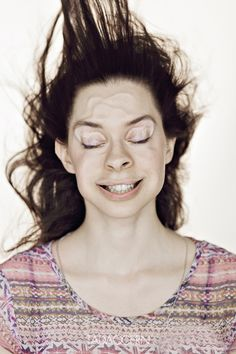 artist blows away photo subjects powerful blasts of wind are used to create interesting facial expressions in images by lithuanian photographer tadao cern