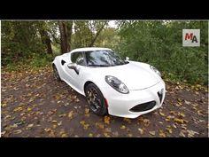 2015 Alfa Romeo 4C: Motor Authority Best Car To Buy 2015 - YouTube