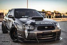 El aguerrido Subaru de @sean.steez | ClubJapo. Portal de coches japoneses