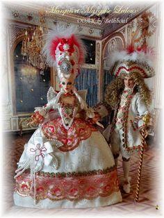 Marquess de Toscano Barbie and Ken Barbie Theme, Baby Barbie, Barbie Dress, Barbie And Ken, Vintage Barbie, Vintage Dolls, Crochet Barbie Patterns, Kids Makeup, Beautiful Barbie Dolls
