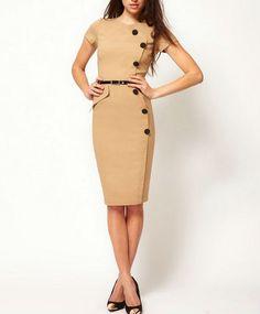 Elegant Woman Dress