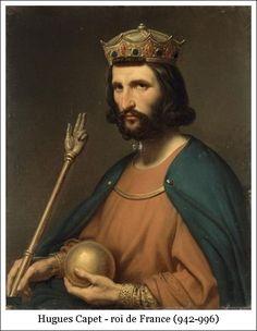 Hugues Capet – roi d