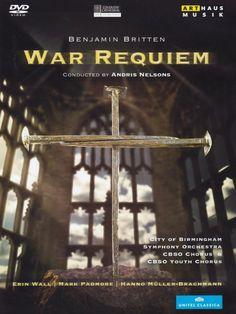 Britten: War Requiem - ArtHaus DVD. £24.50