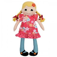 Rag Doll – Daisy  click image to purchase